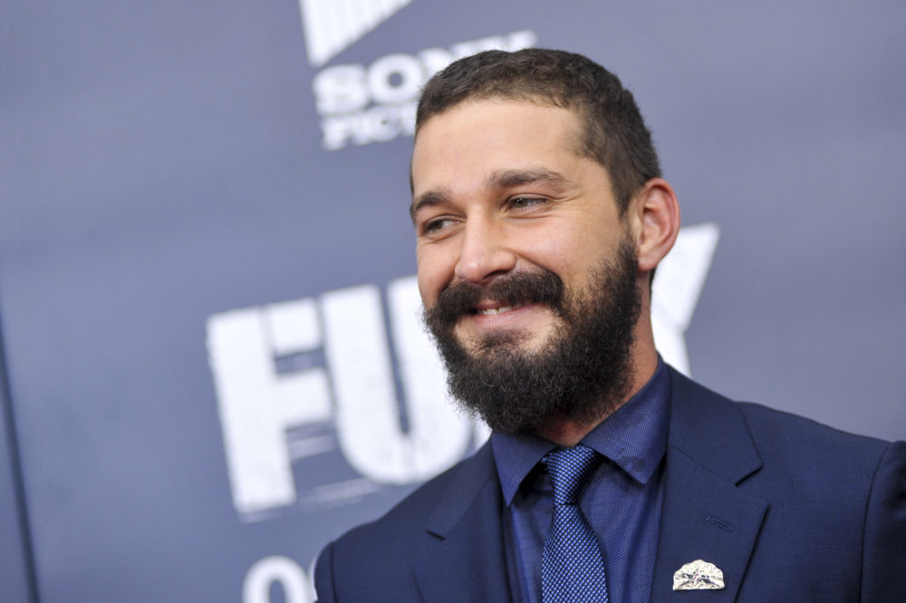 Fans are rallying to #FreeShia LaBeouf after an arrest at his Donald Trump protest installation