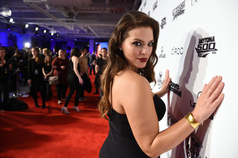 "Ashley Graham says she's ""not ashamed"" of cellulite in her most badass bikini pic yet"