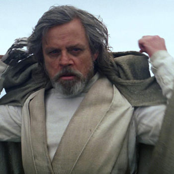 """Mark Hamill just teased that Luke could go dark in """"Last Jedi,"""" and he better not"""