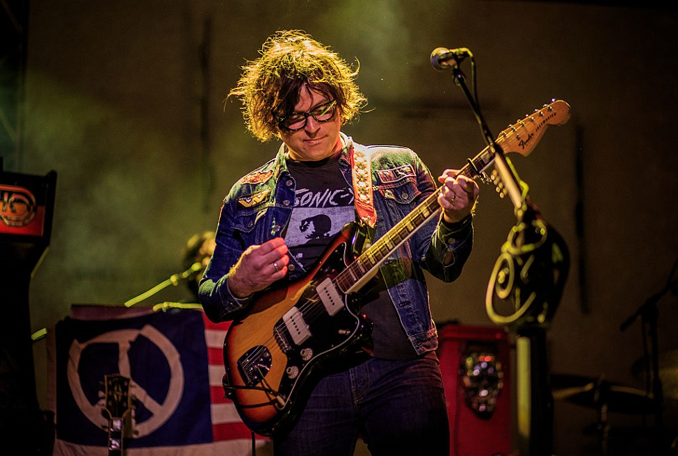 Ryan Adams is releasing action figures along with his new music, and we think it's genius