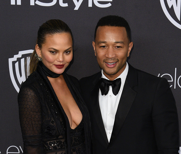 "John Legend talks to us about marching in solidarity with Chrissy Teigen and his timely series ""Underground"""