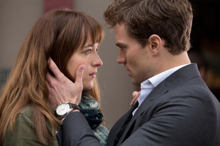 "Dakota Johnson was serious when she said her parents can't see ""Fifty Shades of Grey"" and here's why"