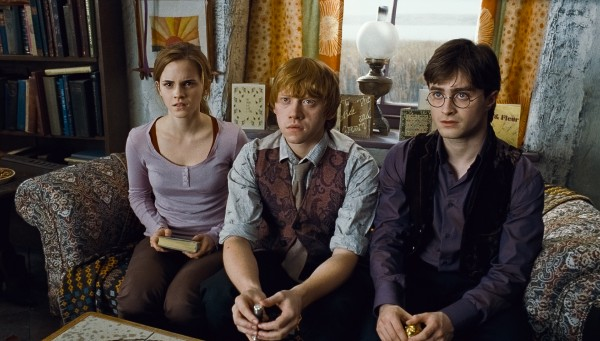 "These reimagined ""Harry Potter"" book titles make one thing clear: Ron got hit A LOT"
