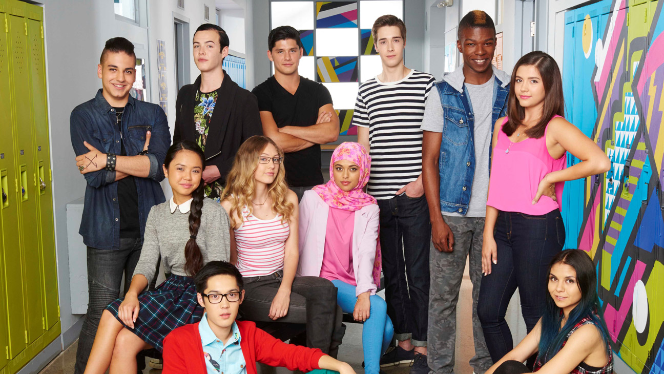 8 reasons you should be watching the new 'Degrassi' on Netflix