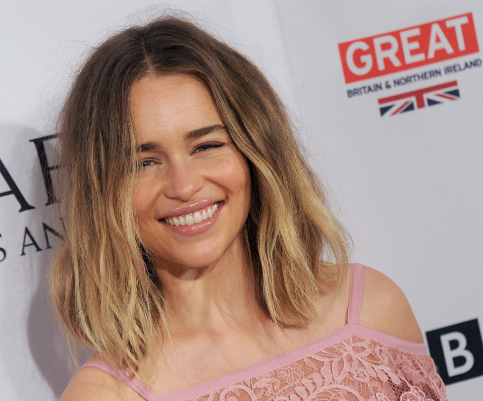 Emilia Clarke is set to star in a romantic comedy that already has studios buzzing