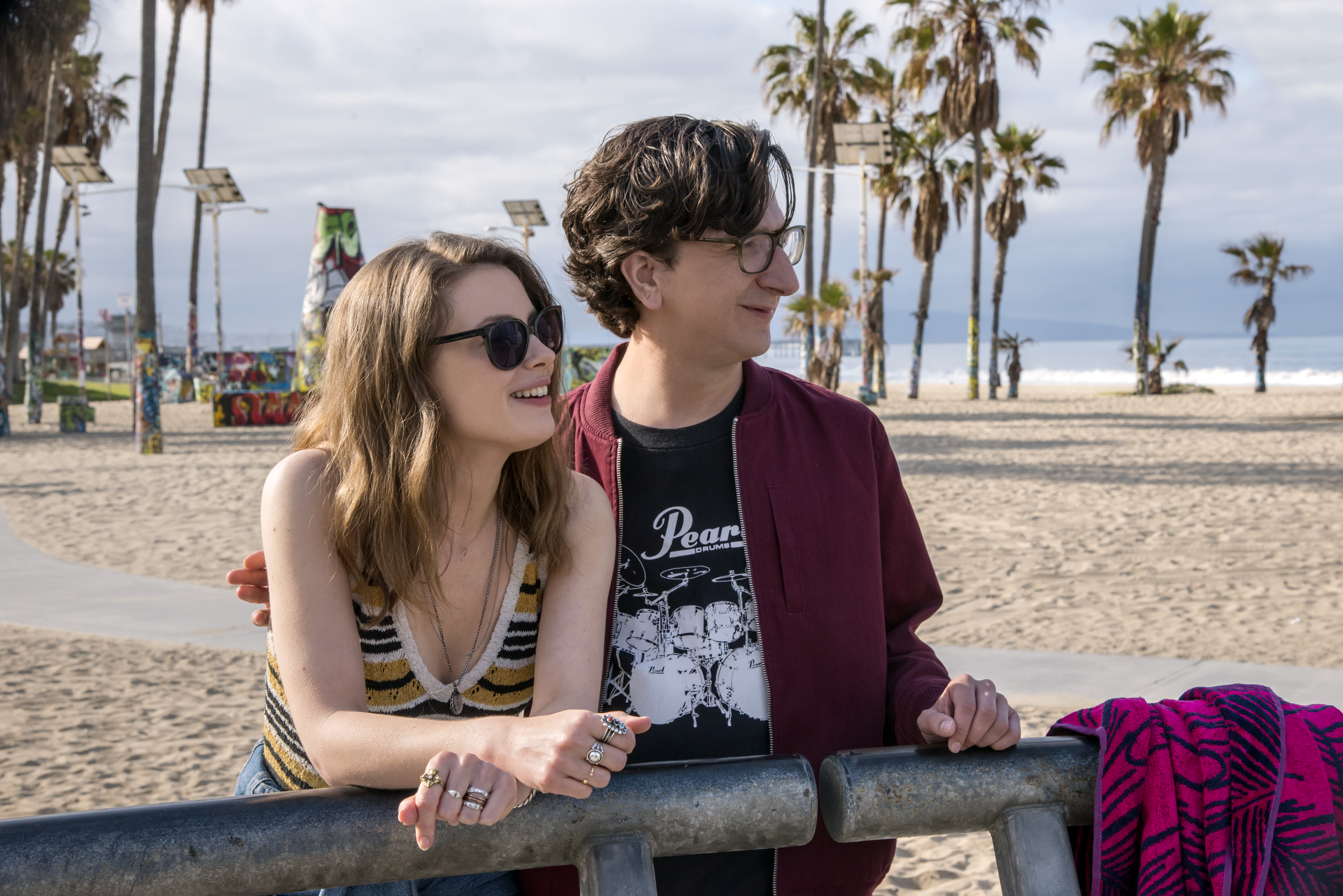 "Mickey and Gus are together again in the first trailer for Season 2 of ""Love"""