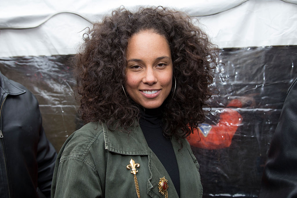 Alicia Keys released a new song on her 36th birthday, and we *so* needed it