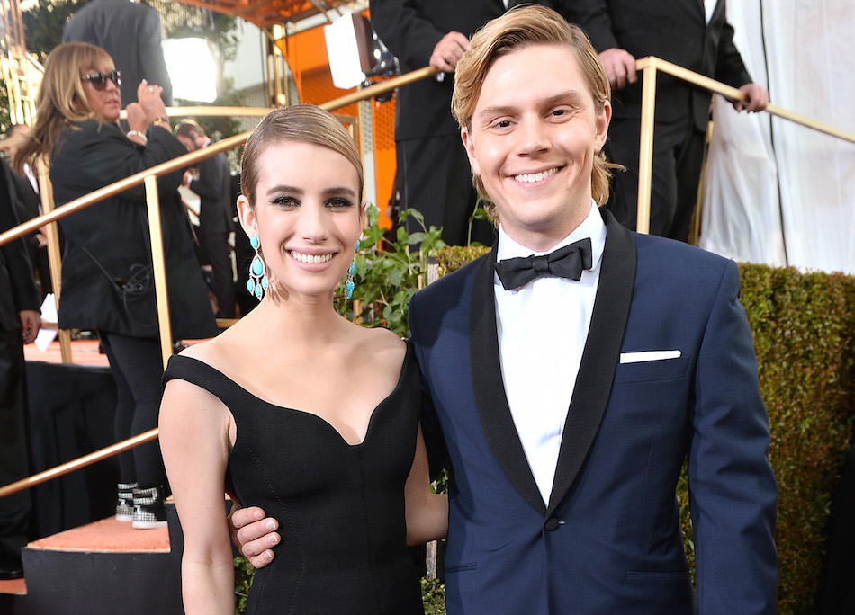 "Evan Peters may have tried to pull a ""La La Land"" with Emma Roberts, but things didn't go according to plan"