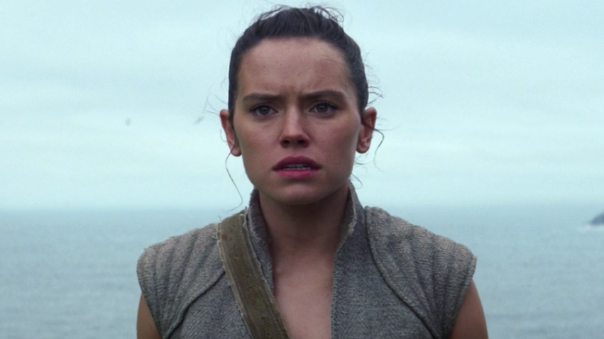 """We completely missed that the """"Star Wars"""" logo actually *changed* for """"The Last Jedi"""""""