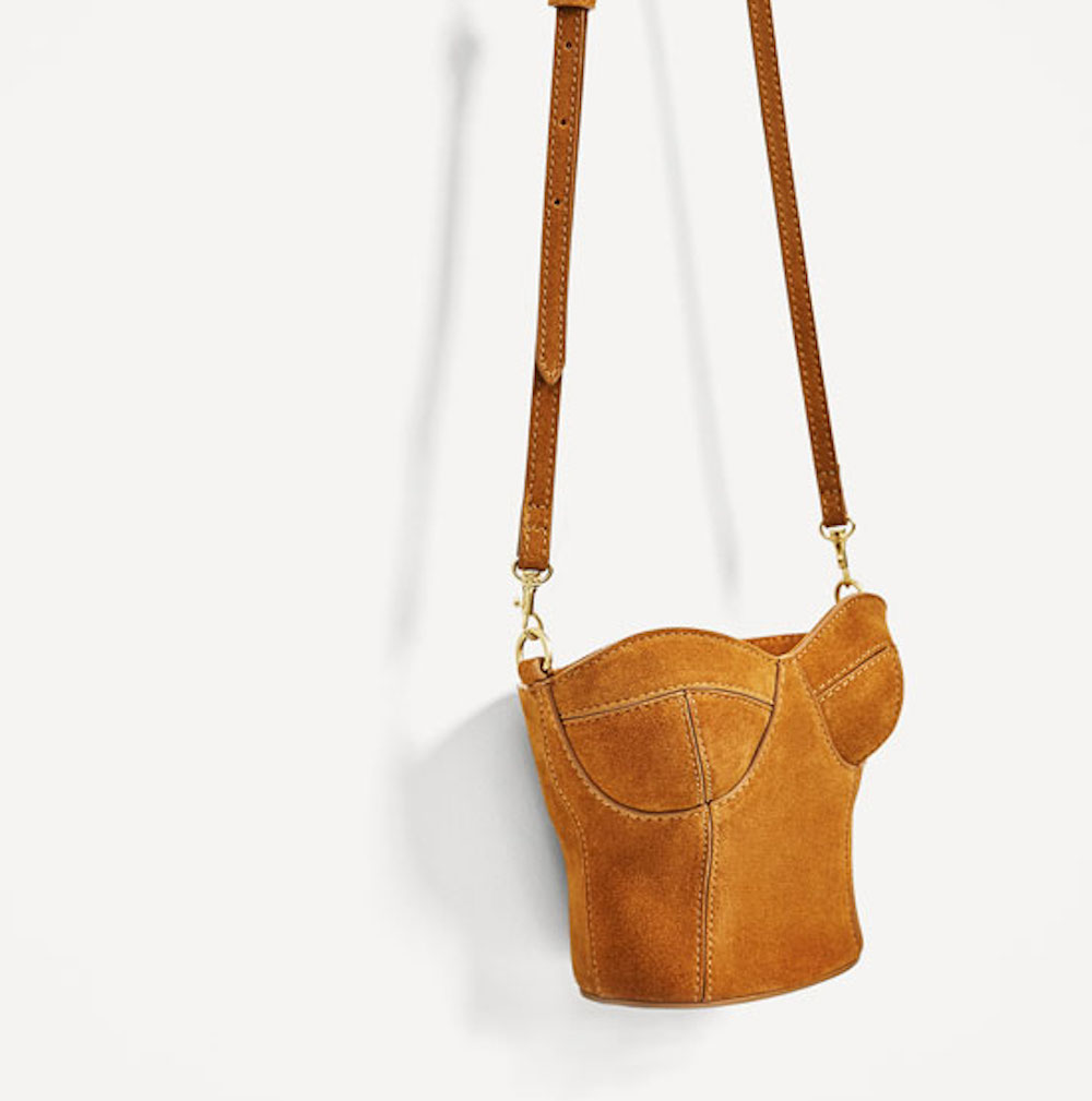 Zara is bringing back this forgotten handbag trend from the early aughts