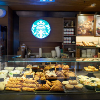 Starbucks lines are super slow thanks to the number of mobile app orders, but they're working on it
