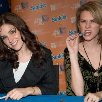 Hilarie Burton and Sophia Bush are still best friends IRL and it's for a super sweet reason