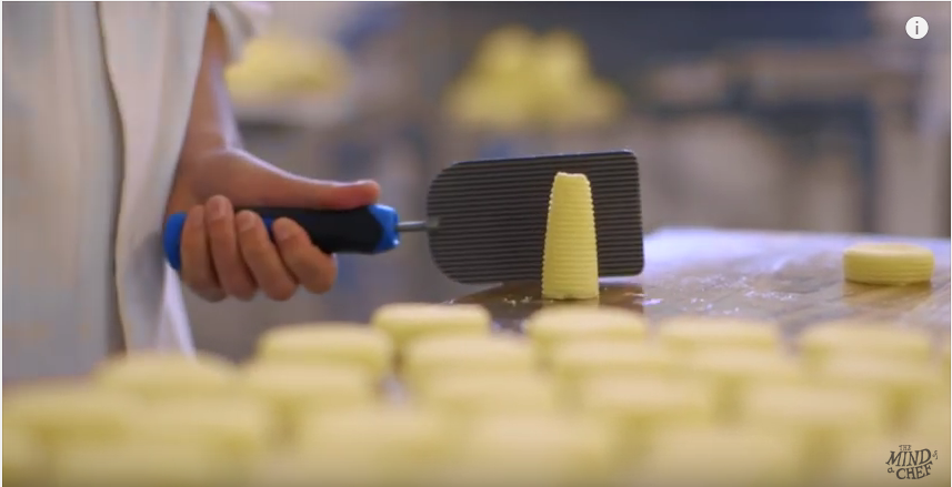 This video takes us inside a French butter factory, and we now have actual romantic feelings for butter