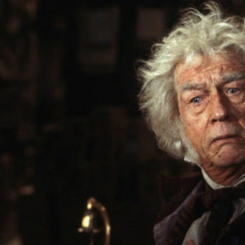"""""""Harry Potter"""" fans paid tribute to John Hurt in the most magical way"""