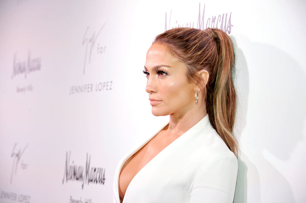 Jennifer Lopez named her shoe line after the women in her family, but her explanation makes total sense