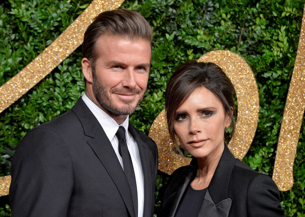 David Beckham just shared the secret to his successful marriage, and we're swooning for both of them