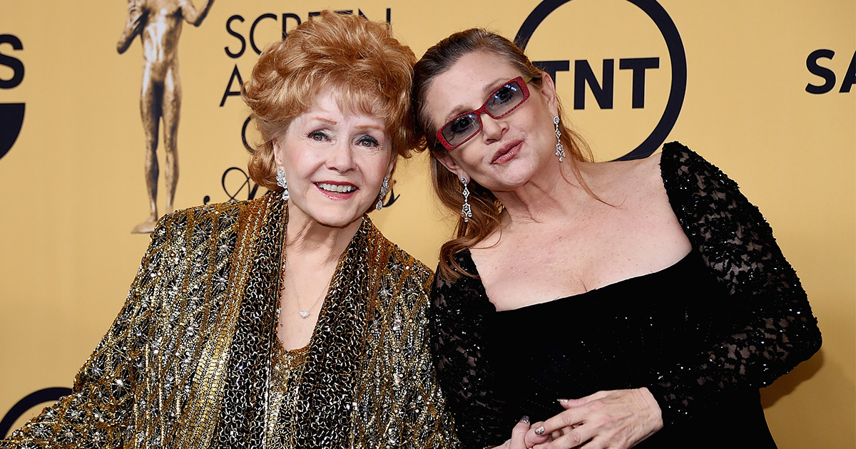Carrie Fisher and Debbie Reynolds will have a joint memorial on March 25th