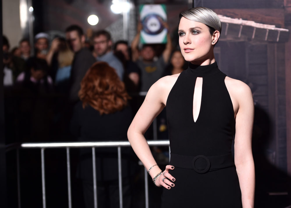 Evan Rachel Wood is reportedly engaged, and we're so happy for her