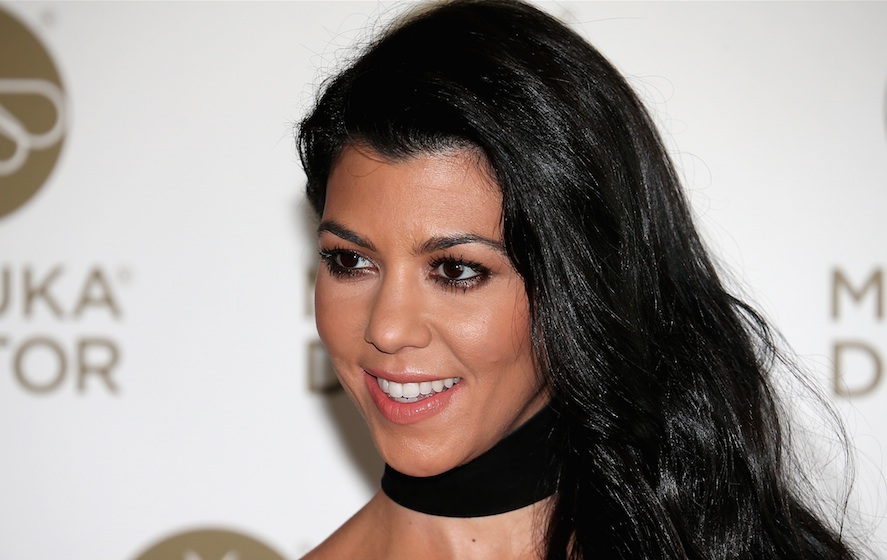 Kourtney Kardashian shared a skinny-dipping pic from Costa Rica, and we love how she OWNS IT
