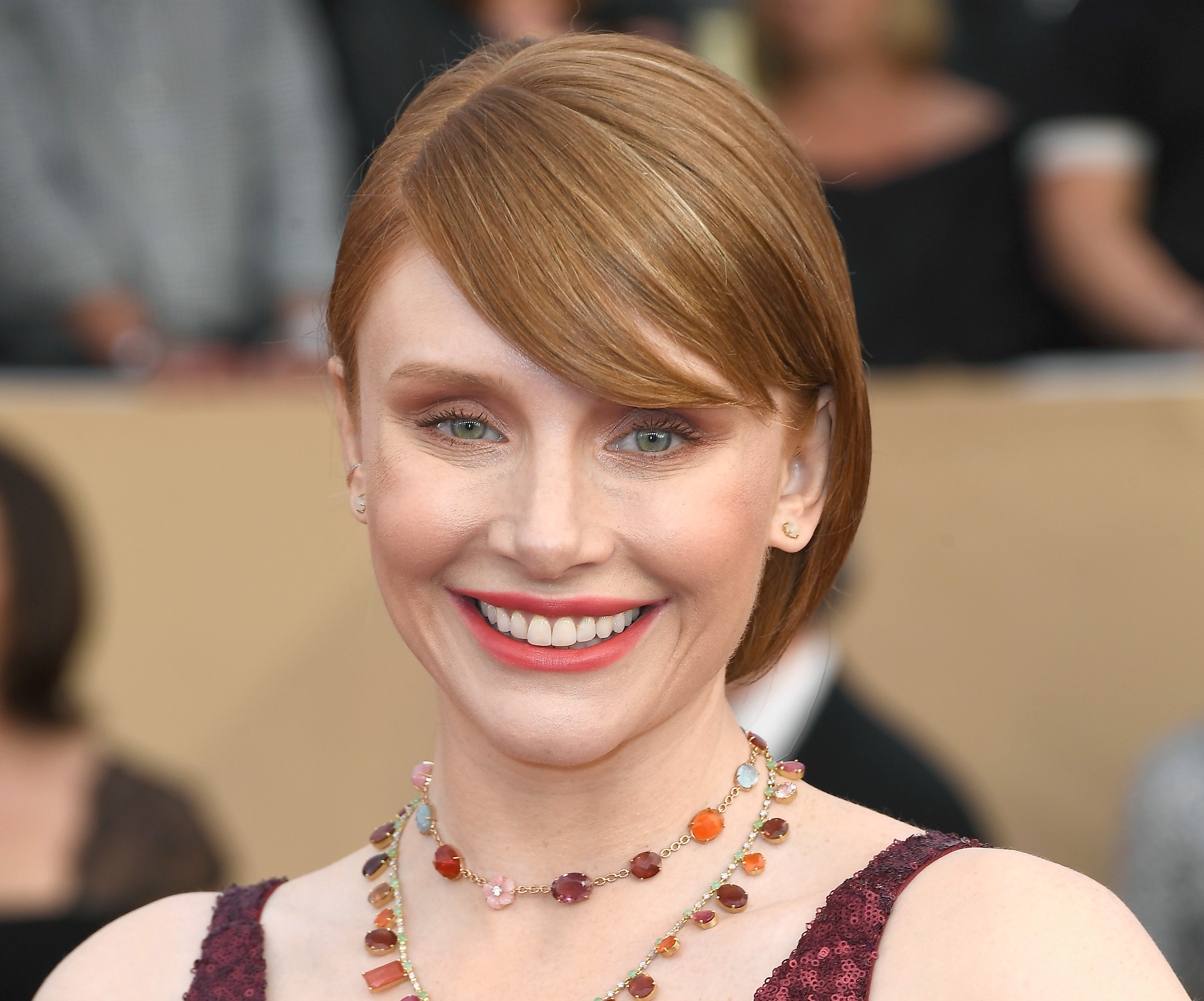 You can buy Bryce Dallas Howard's gorgeous SAG Awards gown at your local department store