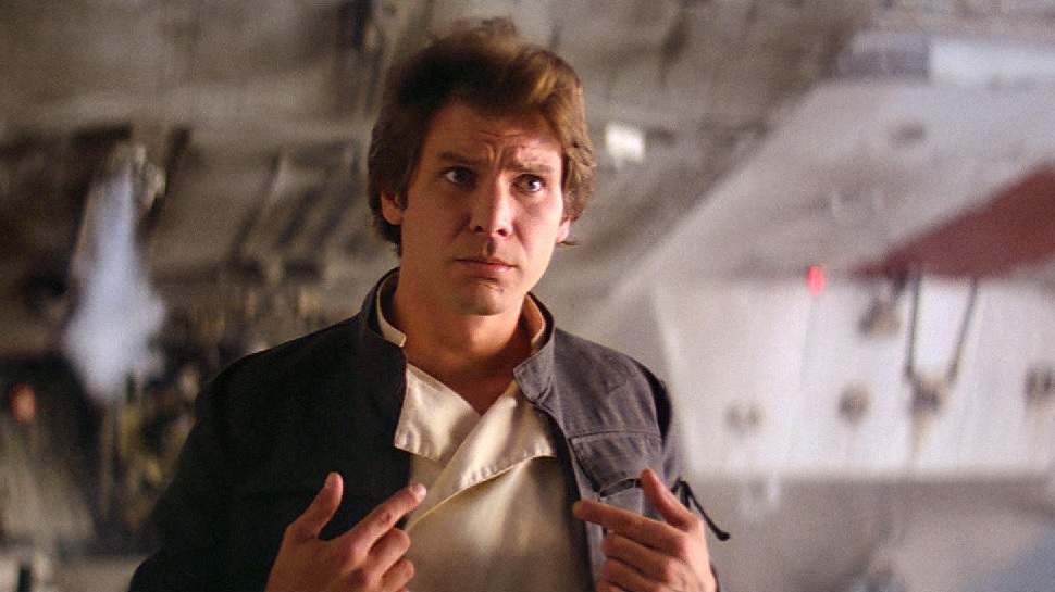 The first picture from the Young Han Solo movie is here to save us all