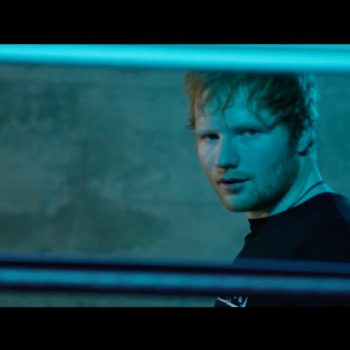 "Ed Sheeran's ""Shape of You"" music video just dropped, and he's showing off some *major* muscles"