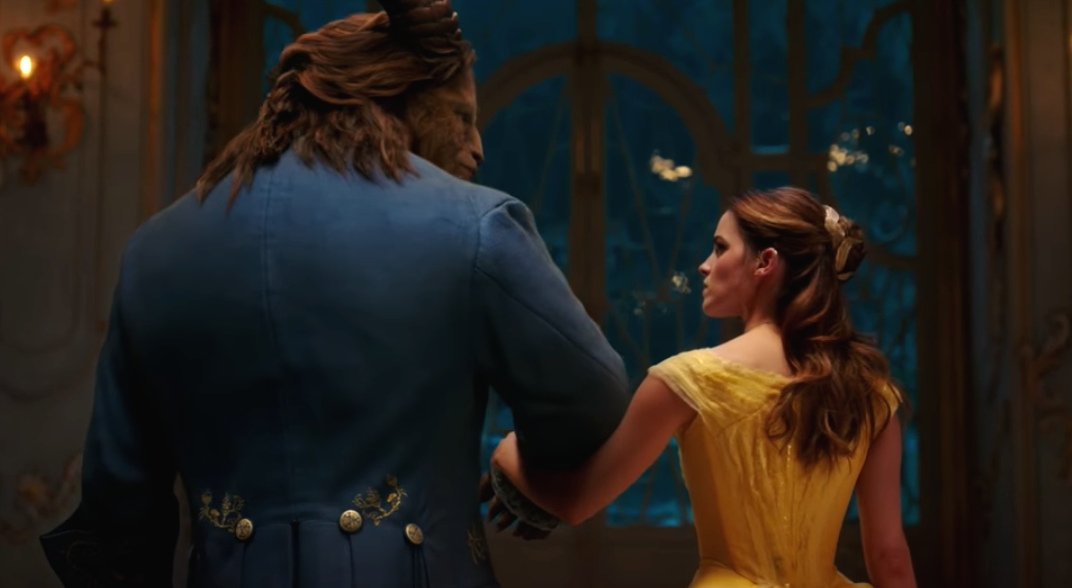 "Say bonjour to the final trailer for ""Beauty and the Beast"""