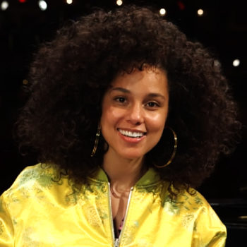 Alicia Keys revealed the secret power she'd most want, and us too, girl