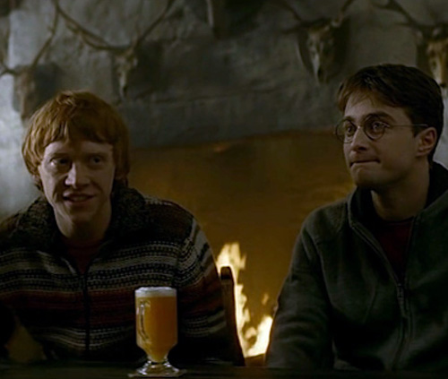 "You can drink butterbeer at this London bar to make your ""Harry Potter"" dreams a reality"