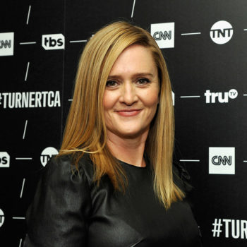 Samantha Bee is doing a roast the same night as the White House Correspondents' Dinner, and we say YAAAS