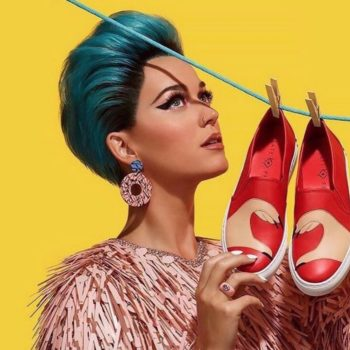 Katy Perry is launching her eclectic shoe line WAY sooner than you think