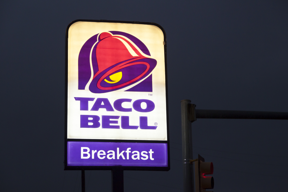 Taco Bell is adding a breakfast item we could all use right about now