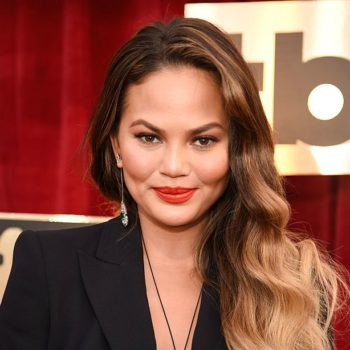 Chrissy Teigen debuted short hair at the Grammys, and this is definitely going to be a spring trend