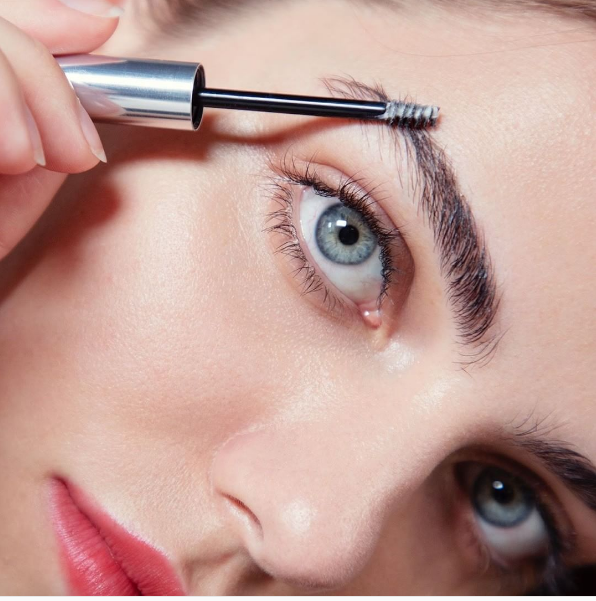 If you like rocking the natural brow look, you're going to love Glossier's clear version of their beloved Boy Brow