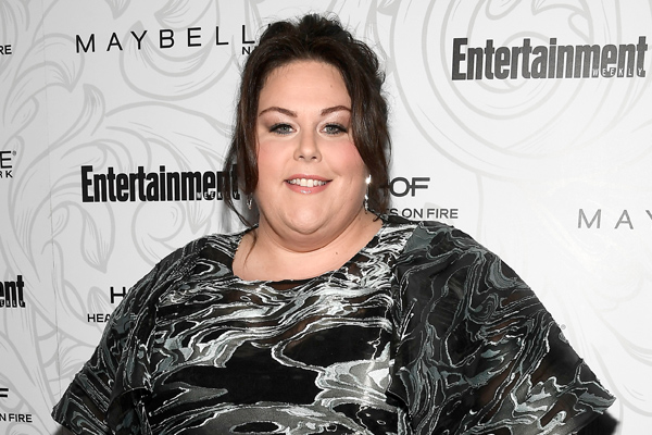 "Chrissy Metz says she only had 81 cents to her name when she booked ""This Is Us,"" and her strength is empowering"