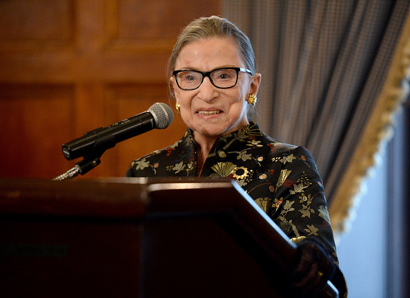 Ruth Bader Ginsburg's strenuous workout routine is just one more reason to be endlessly inspired by this woman