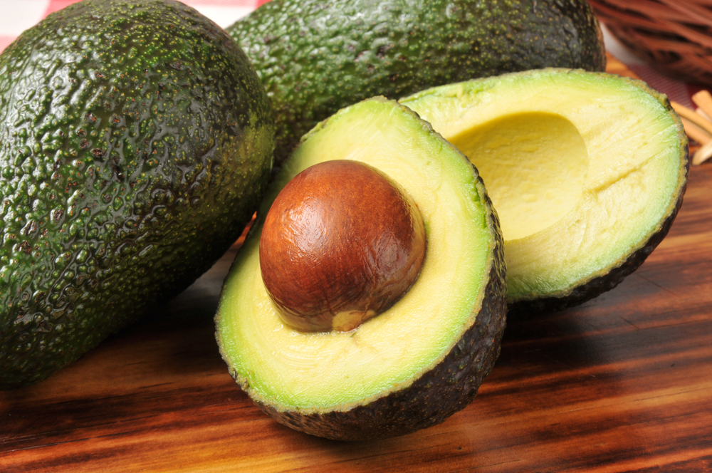 We NEED this sticker that tells us exactly when to eat an avocado, because the ripe avocado struggle is real