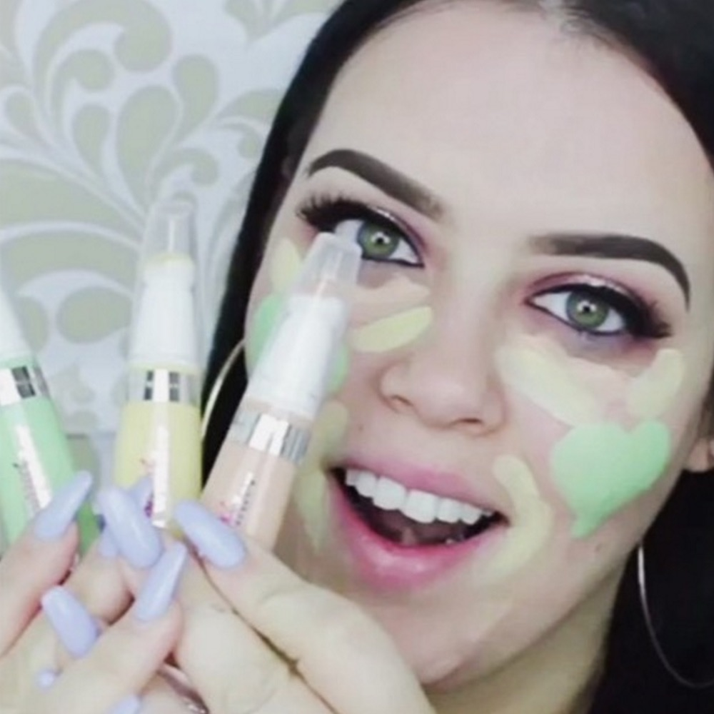 If you still haven't tried color correctors, Hard Candy's affordable line is great for makeup newbies