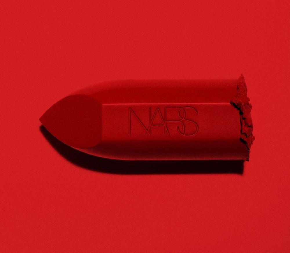 Nars is bringing back this cult favorite red lipstick just in time for Valentine's Day