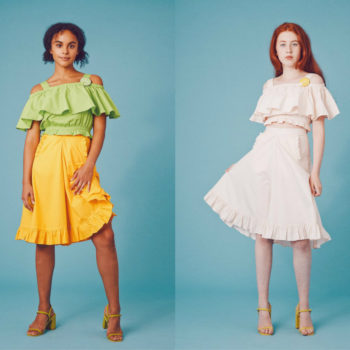 Samantha Pleet's newest collection for spring is actually summertime nostalgia at its finest