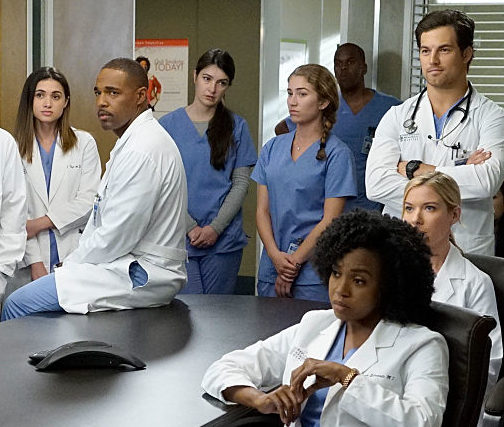 "*SPOILER!* This beloved character is leaving ""Grey's Anatomy"" at the end of the current season, and we're bummed"