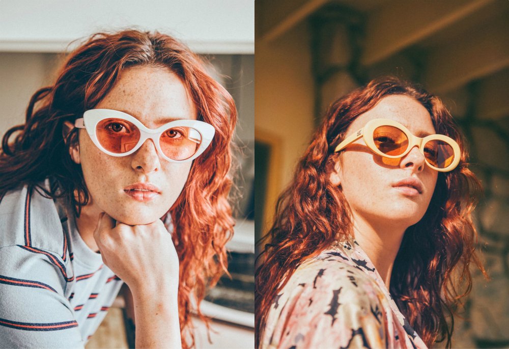 Our days just became brighter thanks to this new collection from Crap Eyewear