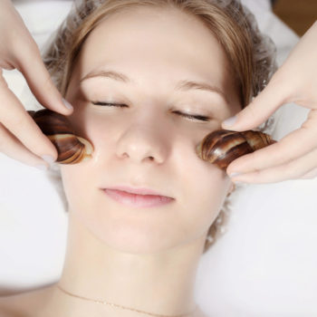 Yes, snail facials are real, and you can easily recreate one at home