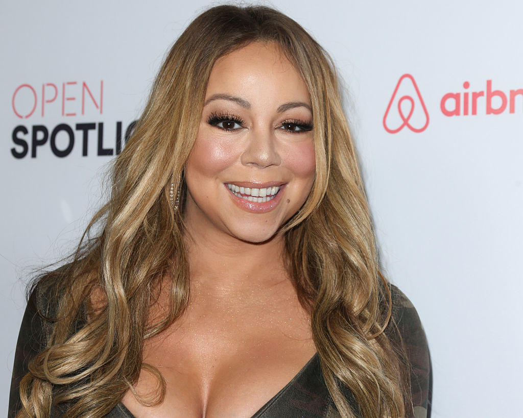 """Mariah Carey revealed the cover art for """"I Don't"""" — and it's fabulously shady"""