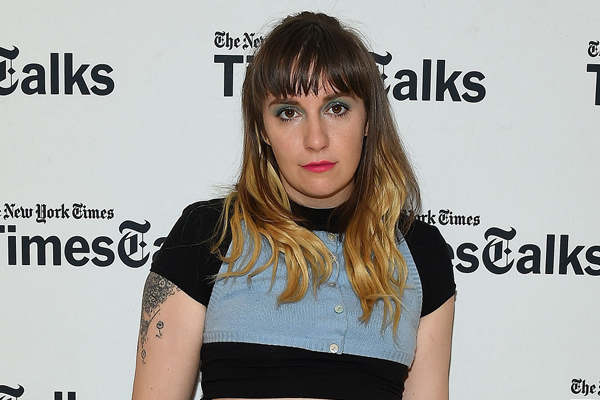 """Lena Dunham says there will be a """"Girls"""" movie and we are very here for that"""