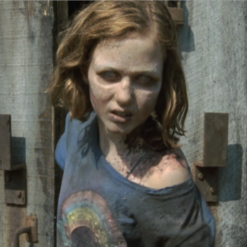 "Sophia from ""The Walking Dead"" is all grown up and looks like a different person five years later"