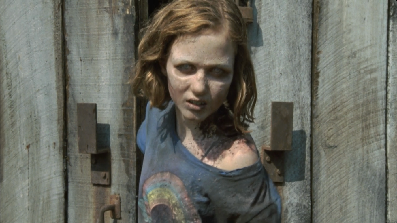 """Sophia from """"The Walking Dead"""" is all grown up and looks like a different person five years later"""