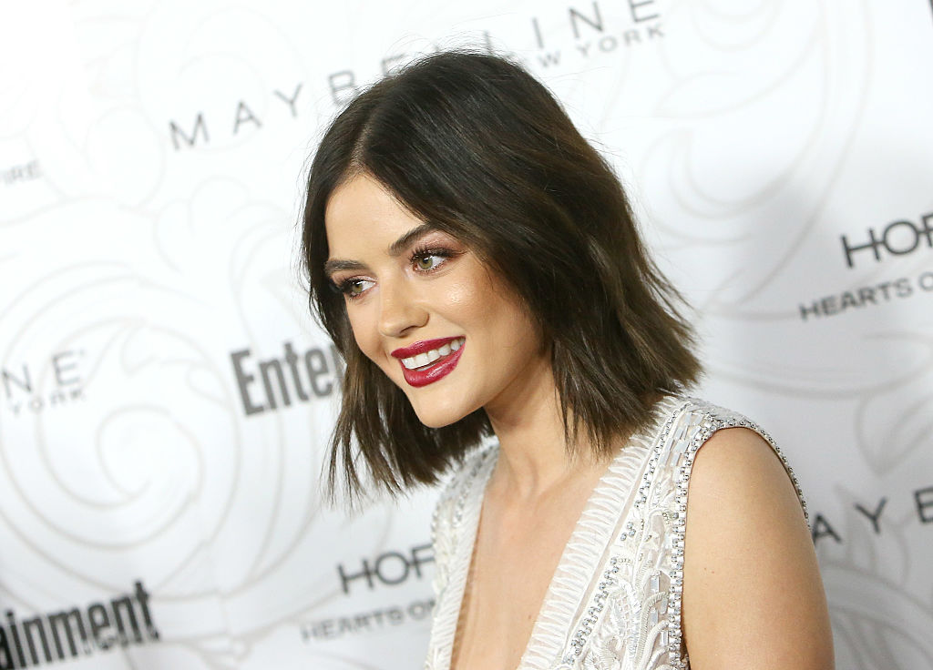 Lucy Hale is getting a new show, and it looks like the perfect combo of intense and uplifting
