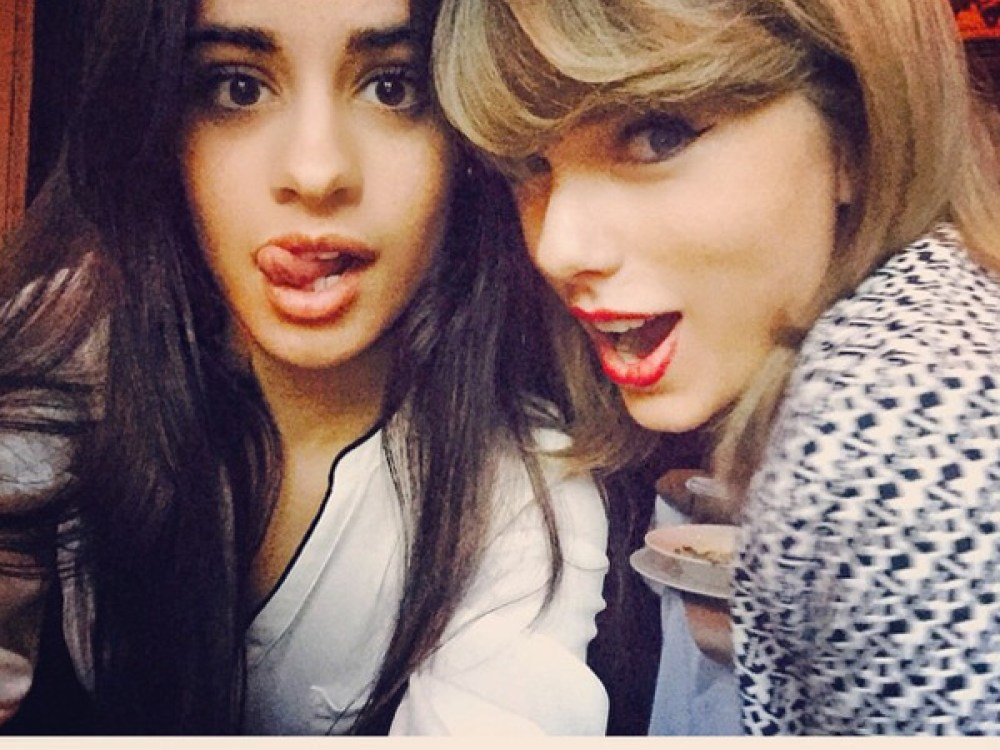 We're super jelly that Taylor Swift is Camila Cabello's personal dating coach