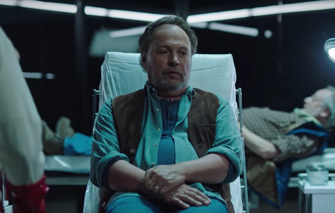 "This Billy Crystal ""Westworld"" parody is here to help save 2017"